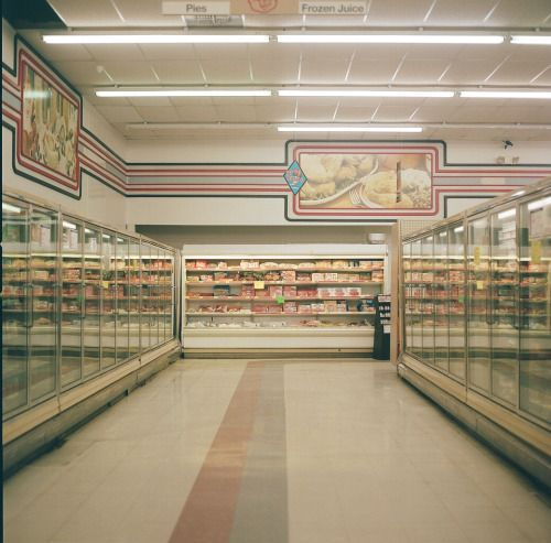 """They walked slowly through the ice cream isle to the butcher's. """"This is a trap right?"""" she whispered, turning to look around, her hand on the gun against her hip. """"It has to be."""""""