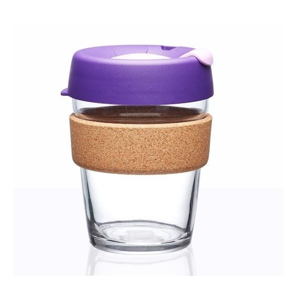 Keep Cup - Brew (Purple Lid) (Med/12oz/340ml)