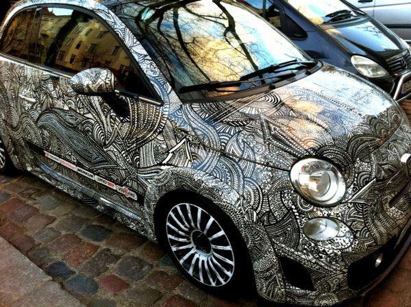 Extraordinary car tattoo!   Cars   Pinterest   Cars, The o ...