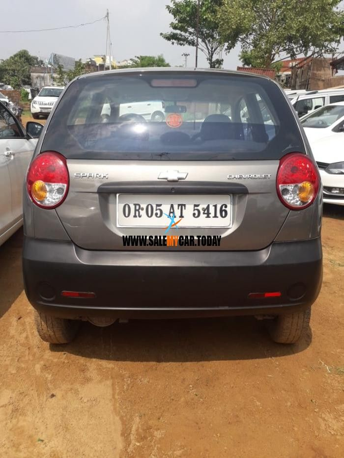 Salemycar Today Used Chevrolet Spark For Sale In Bhubaneswar At