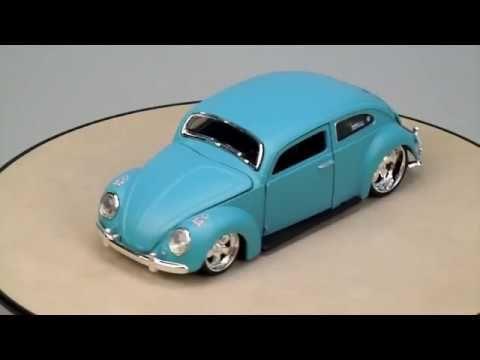 VW BEETLE custom Maisto 1/24