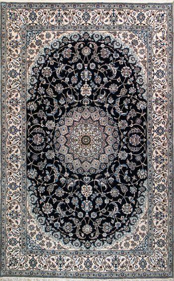 """Nain Persian Rug, Buy Handmade Nain Persian Rug 6' 6"""" x 10' 4"""", Authentic Persian Rug #antiquecarpet #antiquecarpets #antiquerug #antiquerugs #carpets #handknotted #handknottedrug #handmade #iran #iranianrug #oldcarpet #orientalcarpet #orientalcarpets  #orientalrug #orientalrugs #persiancarpet #persiancarpets #persianrug #persianrugs #isfahan #rugs #vintagecarpets #vintagerugs #nain"""