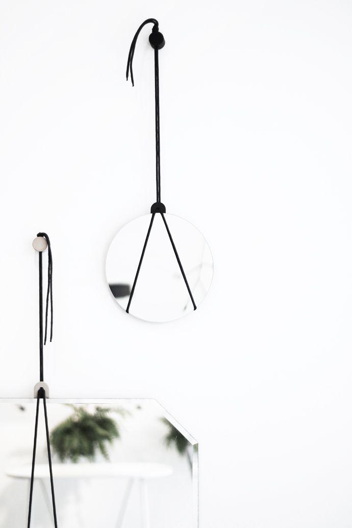 Llot Llov mirror hanger   via MyDubio