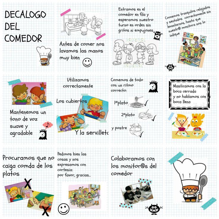 51 best jangela jagoleentzat monitores comedor escolar for Comedor escolar