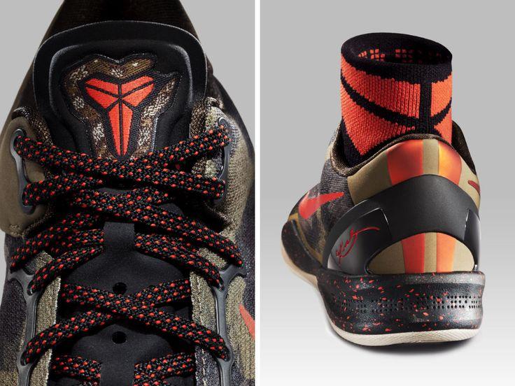 Nike Kobe 8 System Python China