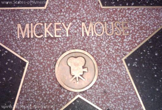 Звезда Микки Мауса