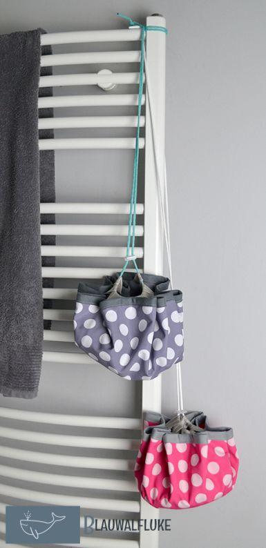 Badeteppich to go aus Softshell von Blauwalfluke - ideal für Schwimmbad, Camping, Fitness, Strand, Wellness & Sauna.