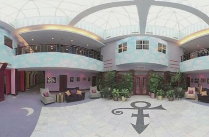 Prince's beloved Paisley Park Studios was designed by architecture firm BOTO Design Inc., of Santa Monica, California, and was completed in 1988. It contains two live music venues used as rehearsal spaces. After Prince's Paisley Park Records label folded in 1994, Prince continued to live and record at Paisley Park Studios. His intention before his death was to establish Paisley Park as a public venue à la Graceland.