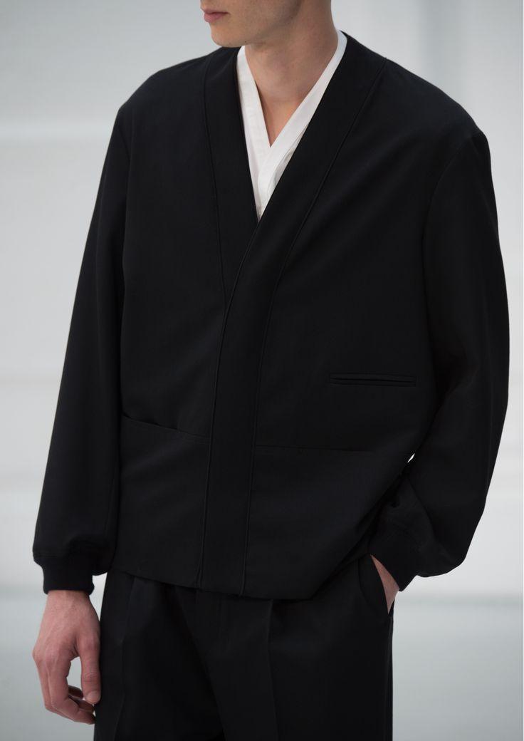 Lemaire Spring-Summer 2015 Men's runway