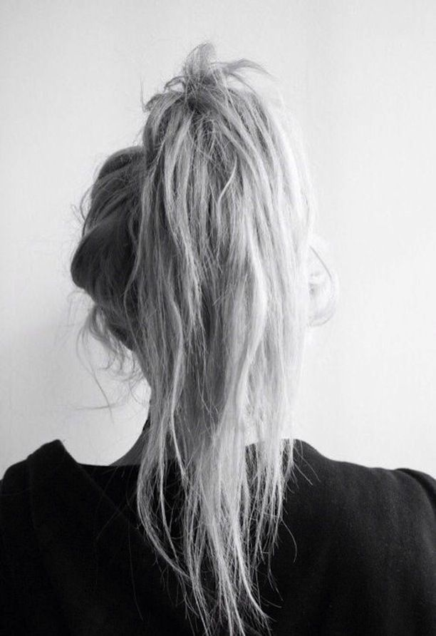 Hair Inspiration: The High Pony