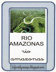 Aquí tenemos las tarjetas de vocabulario de nuestro Proyecto sobre La Selva Amazónica.   Como sabéis en clase le sacamos un partido incal...