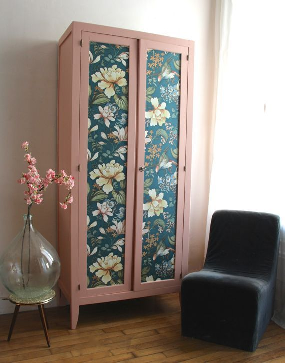 Jolie armoire parisienne @ Retour de chine