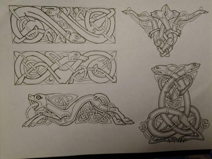33 best Norse Mythology Symbols Tattoos images on ...