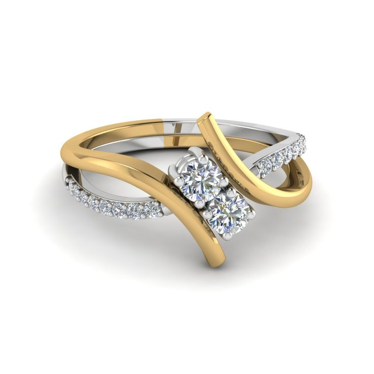 Browse Our Two Stone Engagement Rings