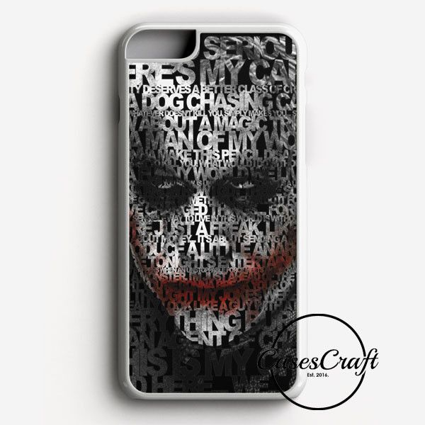 Joker Batman iPhone 7 Plus Case | casescraft