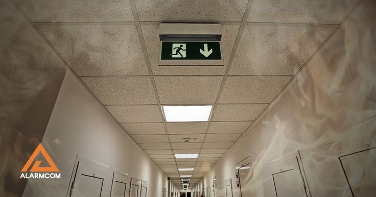 Yangın Algılama ve İhbar Sistemlerinin Önemi Artıyor. Kaynak: bit.ly/2ofhgCF