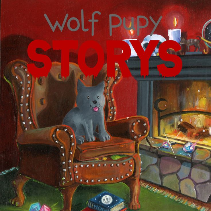 THE BOOK  wolf pupy storys is a compilation of short stories and magic spells written  by a 5 week old wolf puppy, not only does it contain tales of mystic  horrors, parables of learning, and answers to life's questions but also the  secrets of dark magics with a grimoire that will teach you everything you  need to know about the magical arts.  learn how to avoid monster attacks, survive in a nuclear wasteland, and  what is the true meaning of christmas. all this and more in one book that…