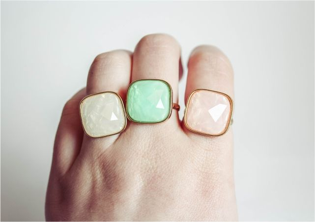 Just a Minor Ring Obsession #style #fashion #accessories #jewellery #fblogger #fblog #rings