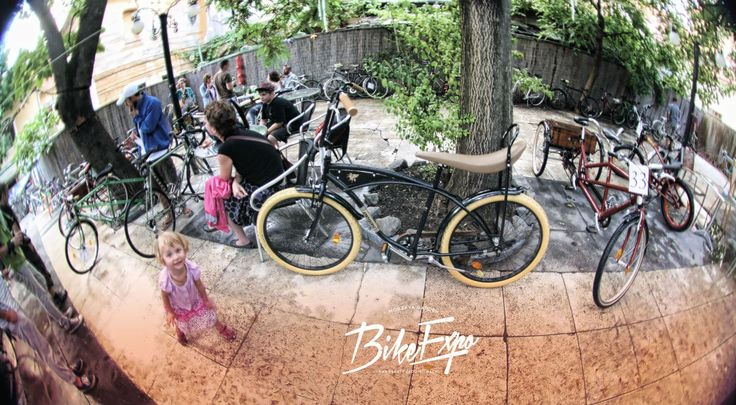 Bike Expo @ Moszkva Garden with Moszkva Cafe #Oradea