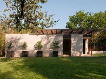 Tarrytown Phase II - modern - Exterior - Austin - Webber + Studio, Architects