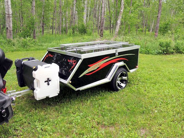 379 best images about pull behind motorcycle trailers on pinterest. Black Bedroom Furniture Sets. Home Design Ideas