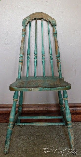 I had a chair like this when a kid.  It was at my desk. Many study hours sitting in it.
