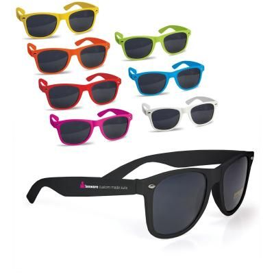 Image of Printed Sunglasses  -Retro Sunglasses available in different colours