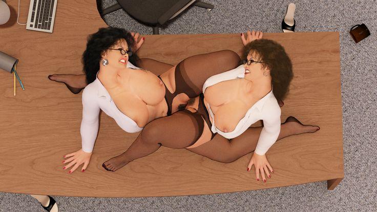 Women Sexfight 27