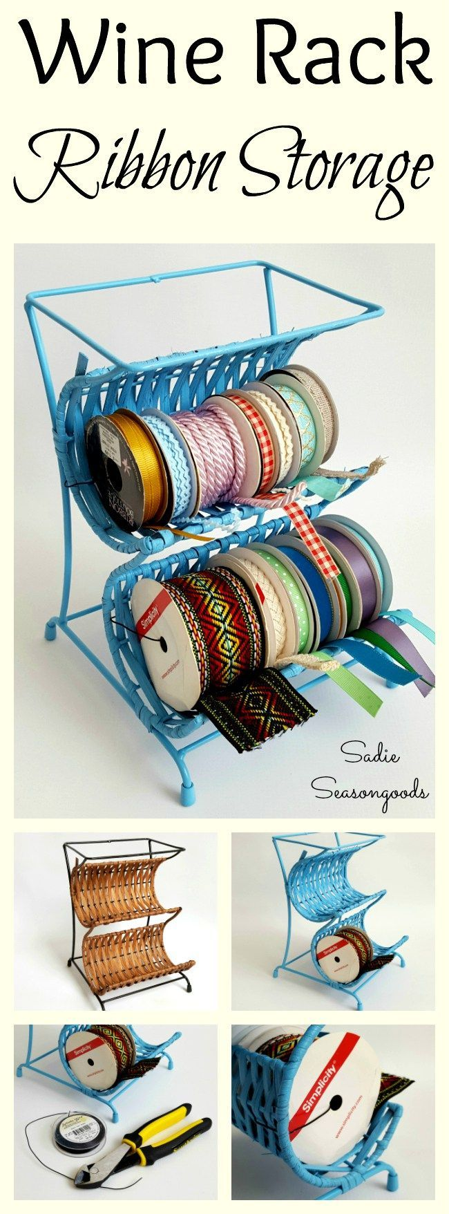 100 best Craft Room Organization images by Life is Sweeter by Design ...