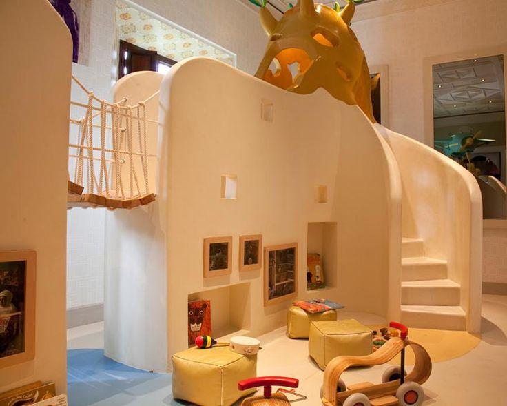 Kids Club, Royal Mansour - Morocco