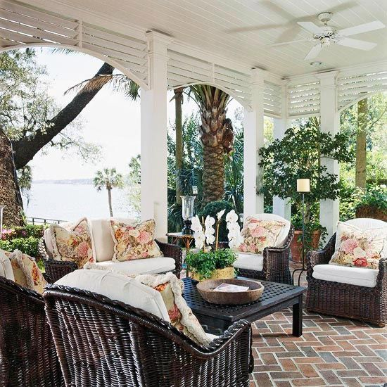 52 Vivacious Summer Porch Decor Ideas: 470 Best Images About Cottage Porch On Pinterest