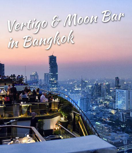 Vertigo & Moon Bar in Bangkok