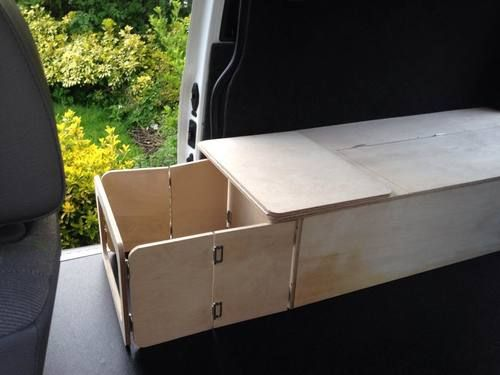 VW Caddy Maxi Fold Out Bed.jpg