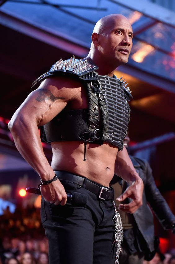 Dwayne Johnson : Photo