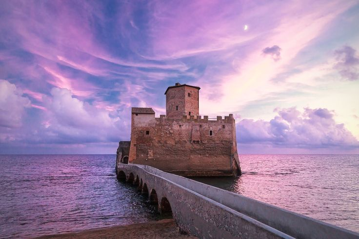 Castle on the sea by Gennaro Leonardi on 500px