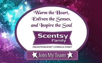Join my team!  RaeAnn 270-872-3378 https://RaeAnn.Scentsy.us https://fb.com/RaeAnn.Scentsy