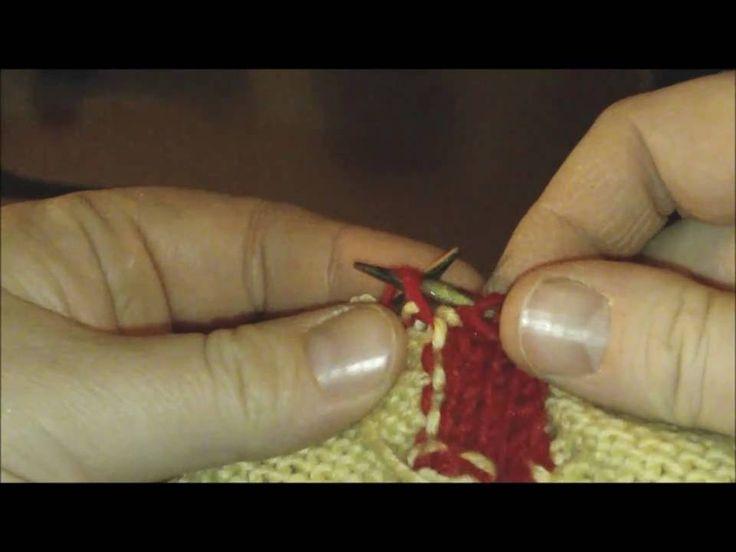 37 best Intarsia knitting images on Pinterest | Intarsia knitting ...