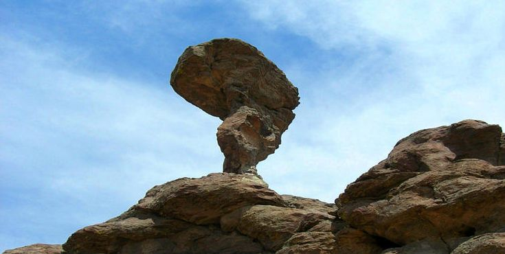 June 28, 2017: Balanced Rock - Twin Falls, Idaho