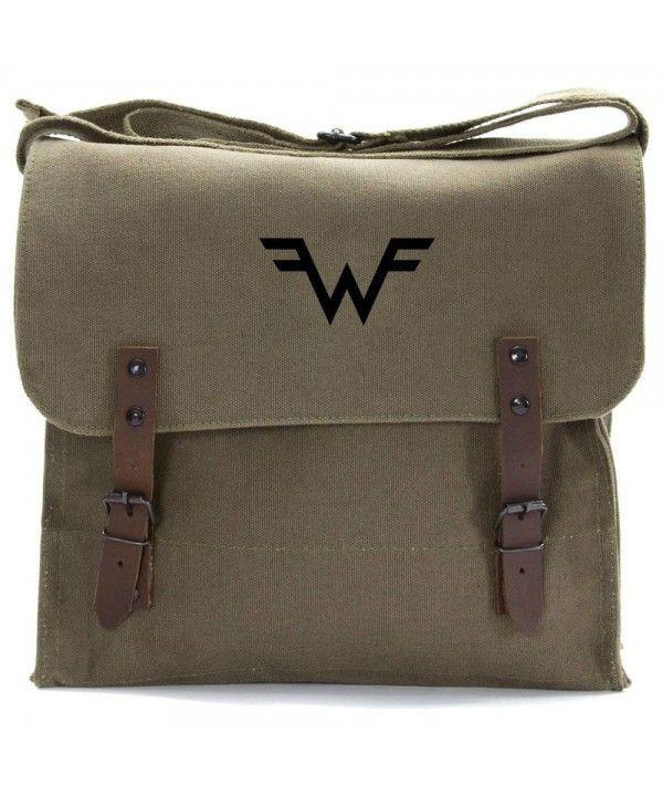 Weezer Heavyweight Canvas Duffel Bag