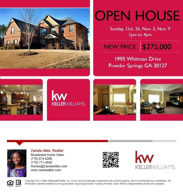 15 best Open House Ideas images on Pinterest Open house, Real - open house flyer