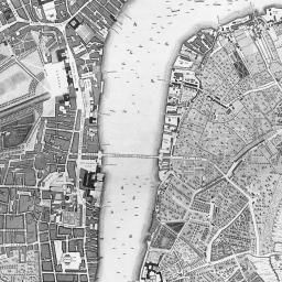 Locating London- historical GIS