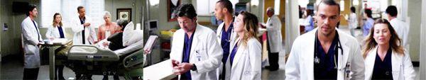 Grey's Anatomy 7.05 - screencaps