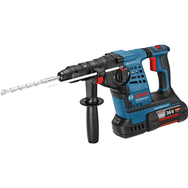Bosch GBH 36V-LI Plus Professional Cordless 36v SDS Hammer Body Only #BOSCH