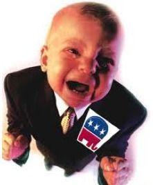 Republicans Freak Out After Polls Show Democrats Leading 3 Out of 4 Senate Races