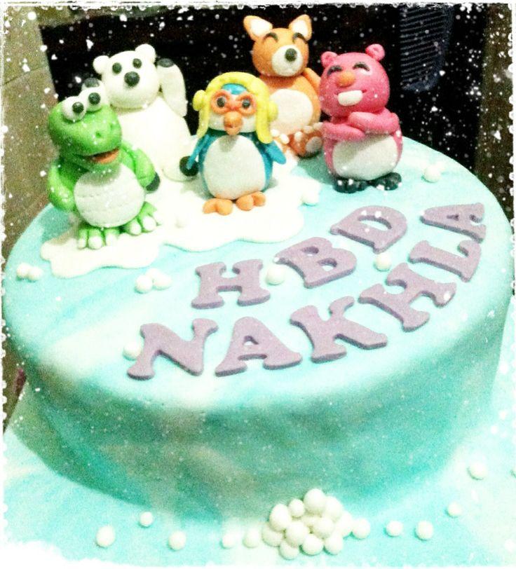 Nakhla's Pororo Cake