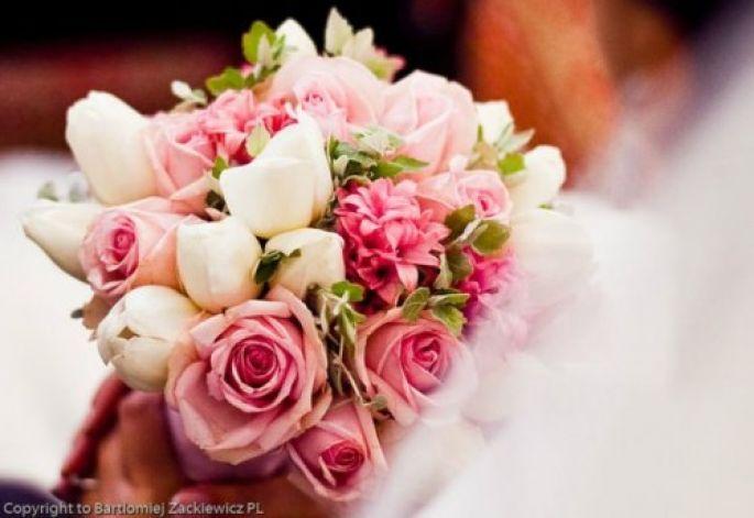 8 kolorów bukietów ślubnych i ich znaczenie