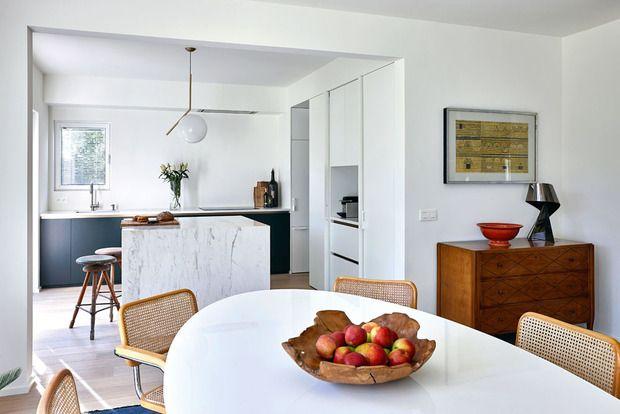 25 beste idee n over keuken bars op pinterest ontbijttafel keuken keuken bartafel en bar kelder - Cuisin e met bartafel ...