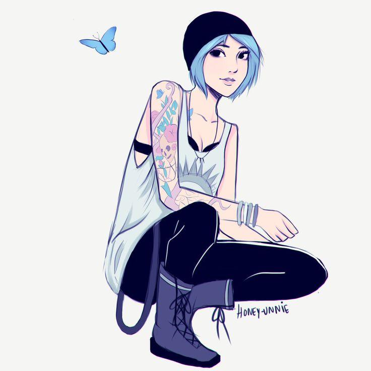Life is Strange: Chloe by goblinbladez.deviantart.com on @DeviantArt - More at https://pinterest.com/supergirlsart/ #lis #fanart
