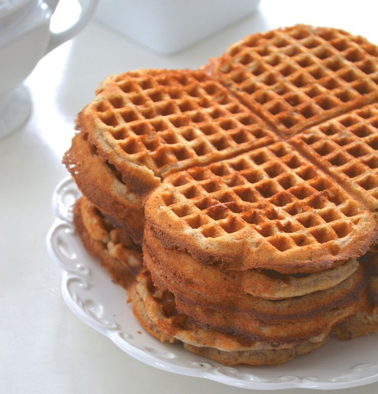 You know what I love making for breakfast these days? Waffles! More specifically; Scandinavian style waffles. Moist, thick waffles made with a dash of cardamom. If you have never tried adding cardamom in a waffle batter, you are missing out! Due to my excessive love for waffles, I figured it was...