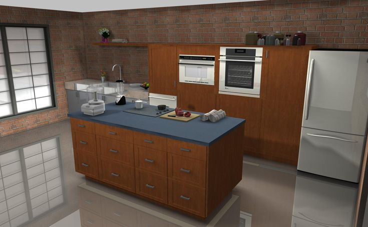 ikea model of kitchen similar to the one featured in jamie's 30